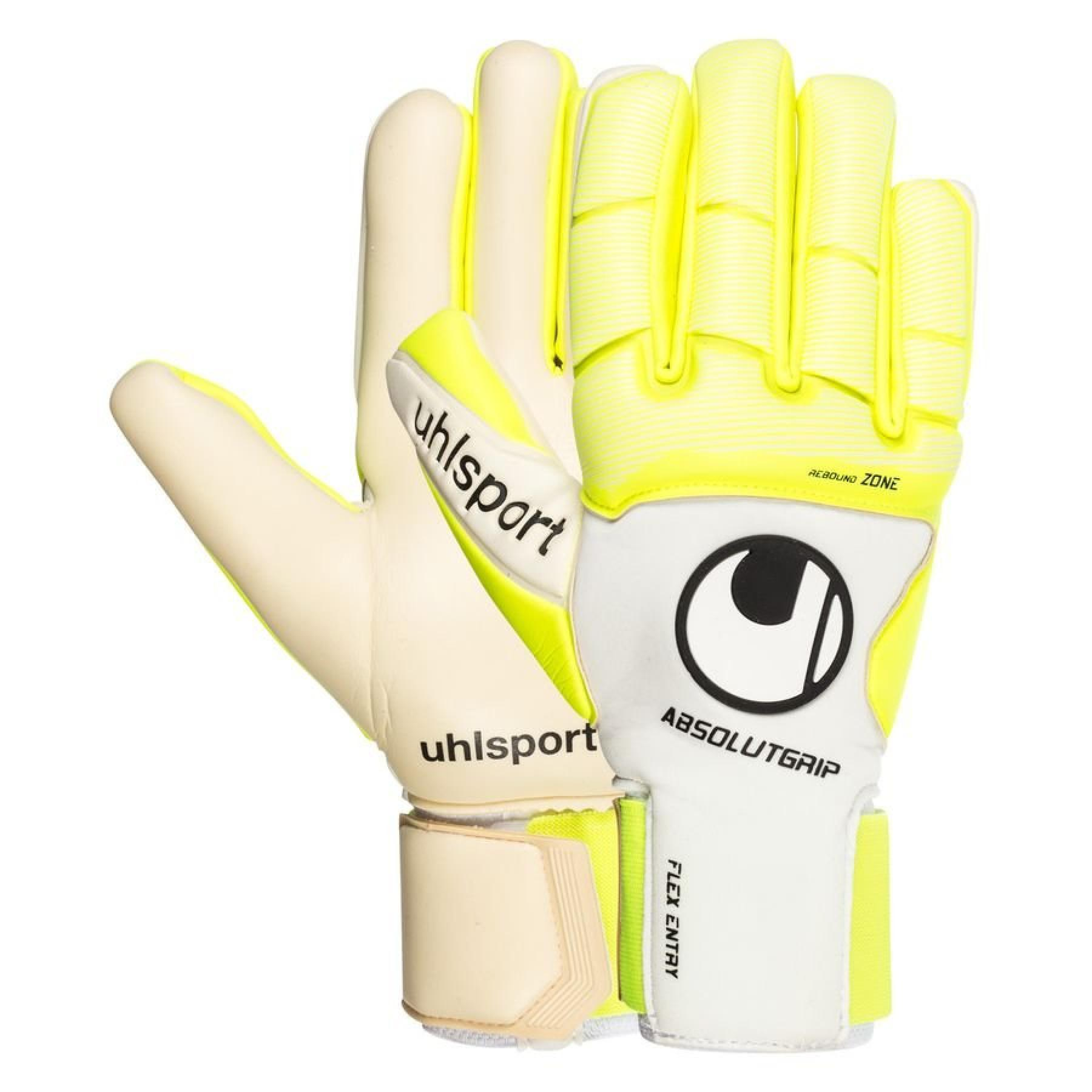 Uhlsport Gloves Pure Alliance Absolutgrip HN