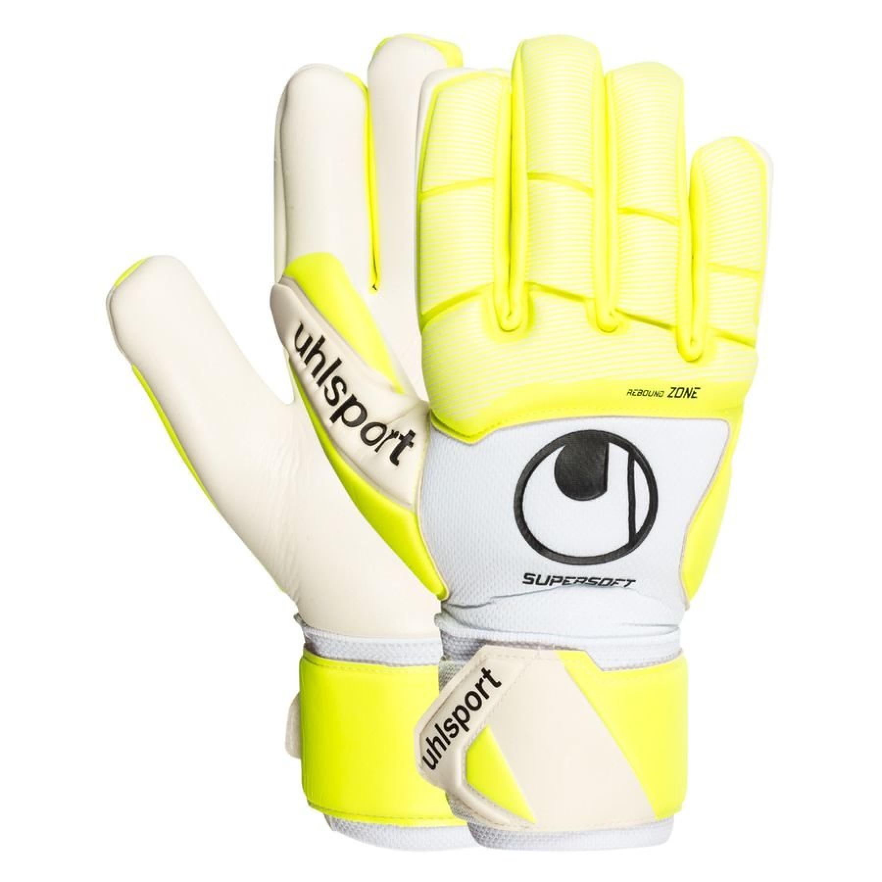 Uhlsport Gloves Pure Alliance Supersoft HN