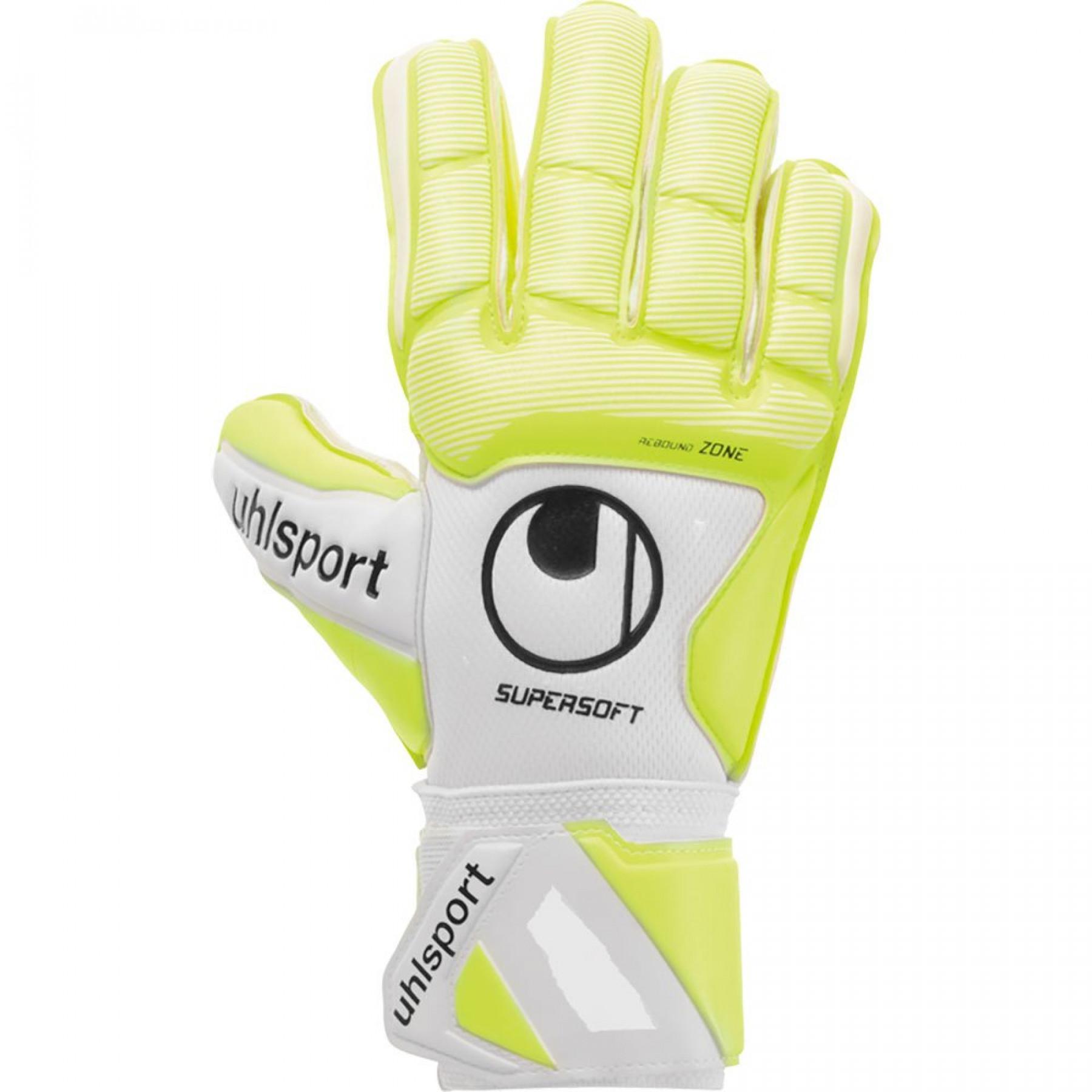 Uhlsport Gloves Pure Alliance supersoft