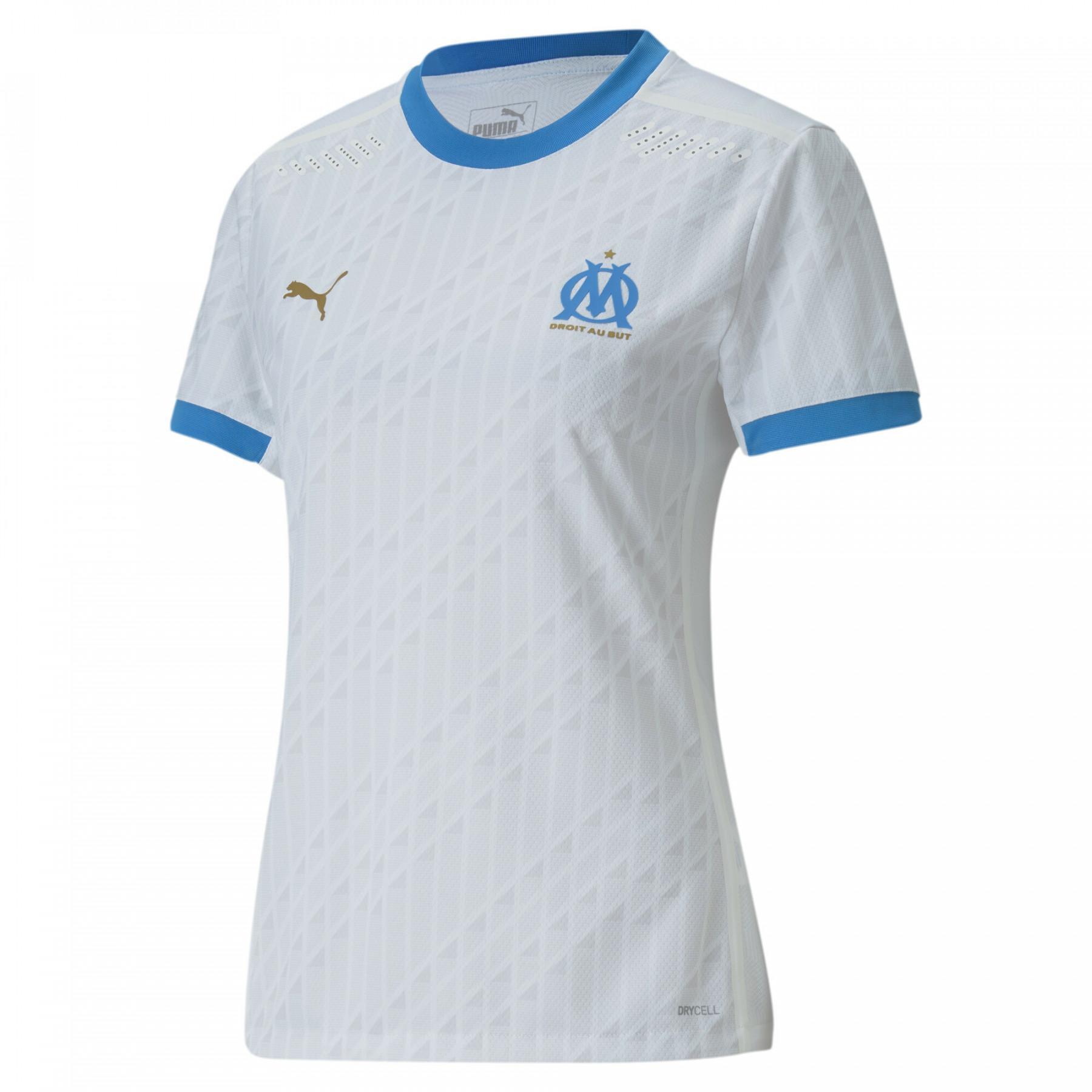 Women's jersey Puma Olypique de Marseille Domicile Promo Without ...