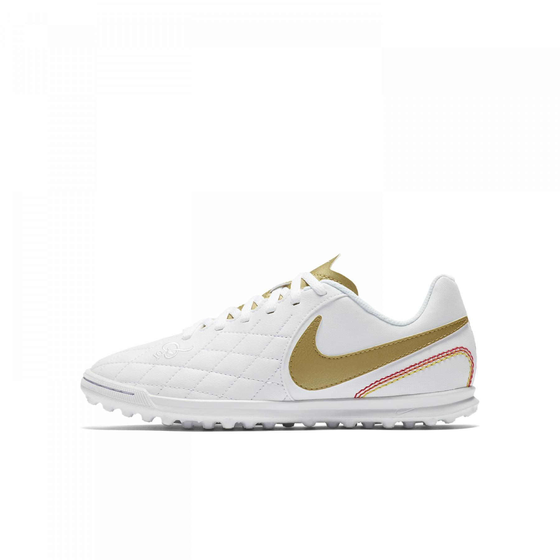 Conquistar Emular papi  Junior Shoes Nike Tiempo LegendX R10 Turf Club 7
