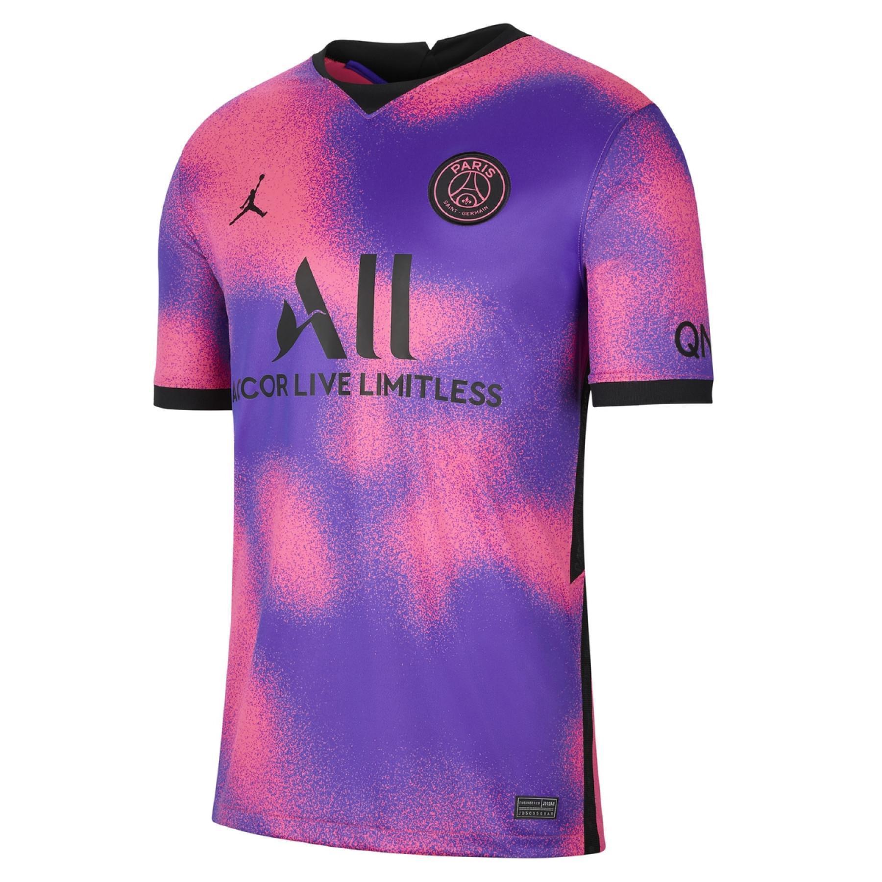 Fourth PSG 2020/21 jersey