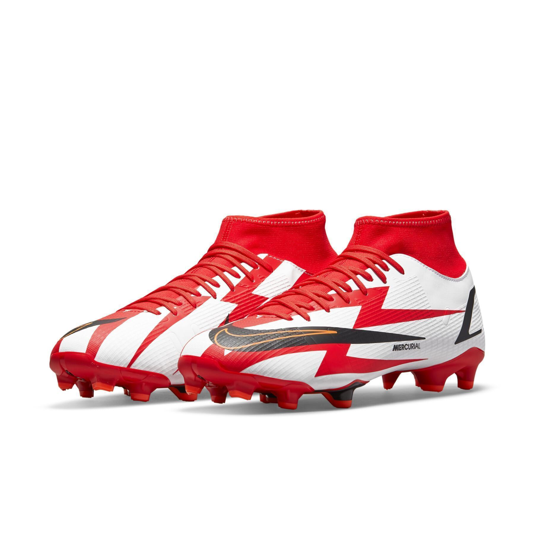 Shoes Nike Mercurial Superfly 8 Academy CR7 MG