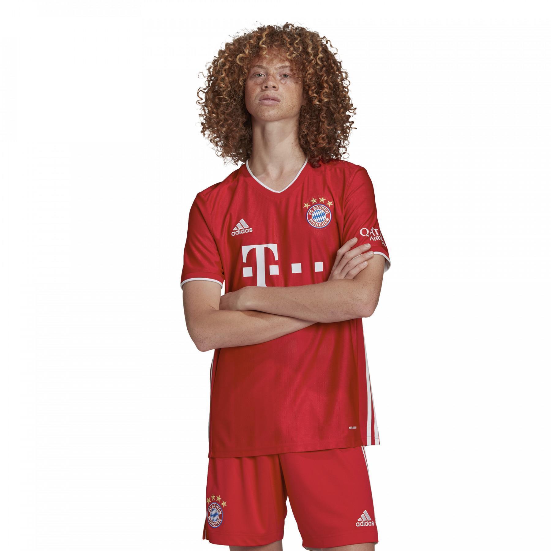 FC Bayern Munich Home Shirt 2020/21