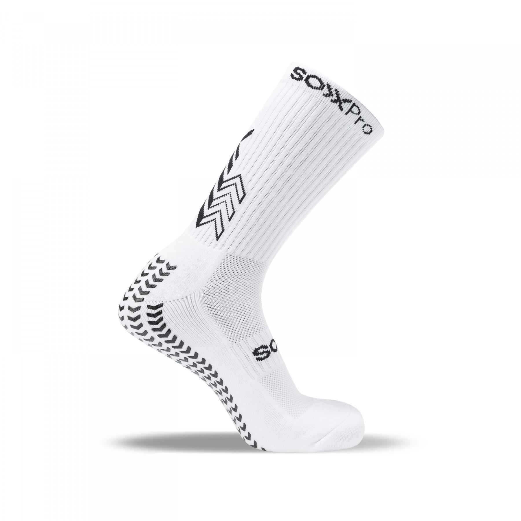 SOXPro Chaussette Grip /& Anti Slip