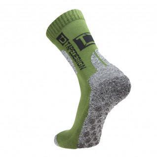 Outdoor half-high socks Tape Design