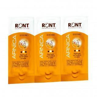 Pack of 3 bags of 3 pods Sporti France Arnica