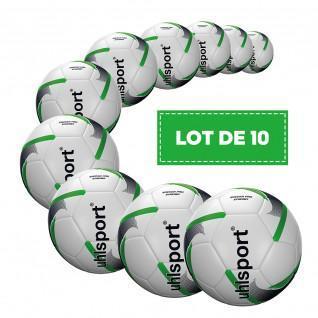 Lot of 10 Uhlsport Soccer Pro Synergy balls