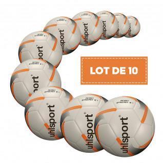 Pack of 10 Uhlsport Resist Synergy Balls