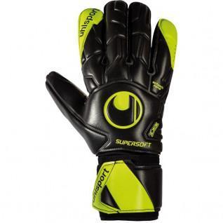 Goalkeeper gloves Uhlsport Supersoft Hn Flex Frame
