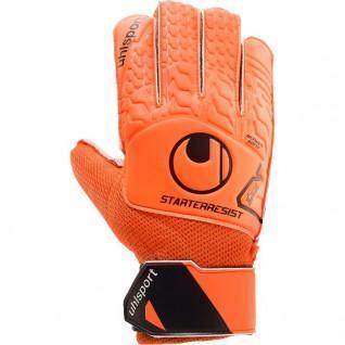 Goalkeeper gloves Uhlsport Starter Resist