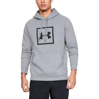 Hoodie Under Armour Rival Fleece Logo