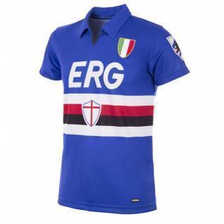 Sampdoria Copa Retro Home Shirt 1991/92