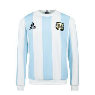 Sweatshirt Le coq sportif retro Argentina 1986 crewneck