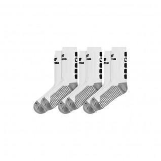 Set of 3 pairs of socks Erima Classic 5-C