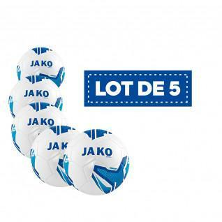 Lot of 5 Jako training balls Promo 2.0