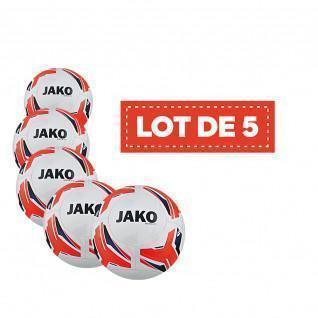 Set of 5 Jako Match 2.0 training balls