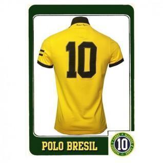 Polo Carré Magique Brésil 10