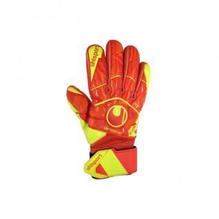 Junior goalkeeper gloves Uhlsport Dynamic Impulse Soft Flex