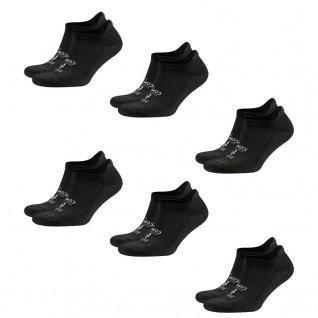 Pack of 6 socks Balega Hidden Comfort