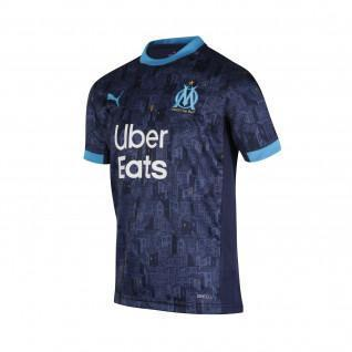 OM 2020/21 junior away jersey