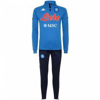 Training tracksuit child Naples 2020/21