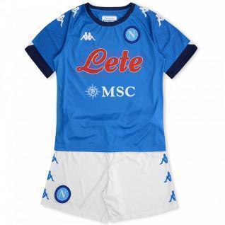 Children Mini Kit 2020/21 Naples home
