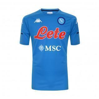 SSC Napoli 2020/21 training t-shirt abouo 4