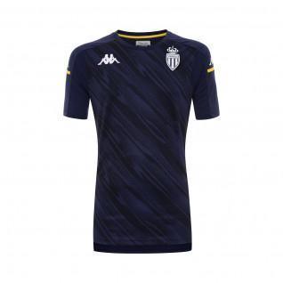 Children's warm-up jersey AS Monaco 2020/21 aboupres pro 4