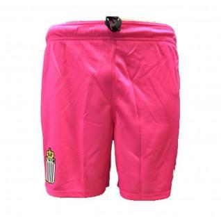 RCS Charleroi 2020/21 children's outer shorts