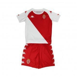 AS Monaco 2020/21 children's home kit