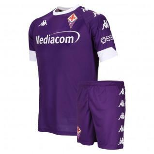 Fiorentina AC 2020/21 children's home kit AC 2020/21