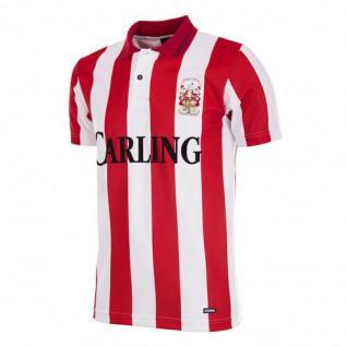Stoke City FC Copa Football Jersey 1993 - 94 Retro