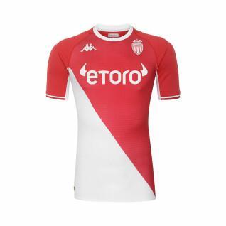 Authentic home jersey AS Monaco 2021/22