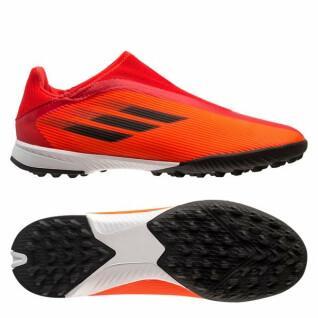 Shoes adidas X Speedflow.3 Laceless TF