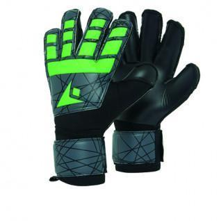 Goalkeeper gloves Macron Fox