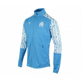 OM Stadium Junior Jacket 2020/21