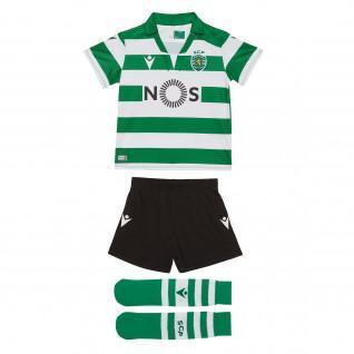 Mini-kit Sporting Lisbon home 19/20