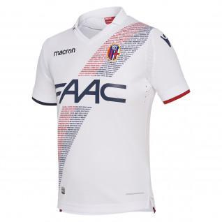 Junior Away Shirt Bologna 2017-2018