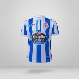 Junior home jersey RCD Coruña 2018/19