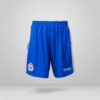 Junior Home Shorts RCD Coruña 2018/19