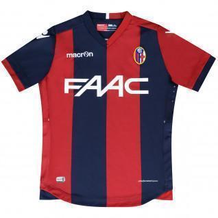 Junior home jersey Bologna 2016-2017