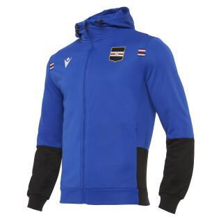 UC Sampdoria 2020/21 full-length sweatshirt