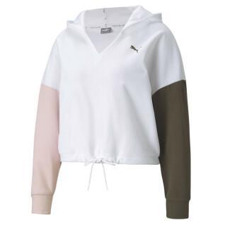 Sweatshirt woman Puma Modern Sports