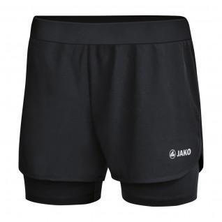 Women's shorts Jako 2-en-1