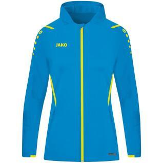 Women's jacket Jako à capuche Challenge