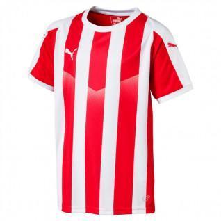 Junior striped jersey Puma Liga