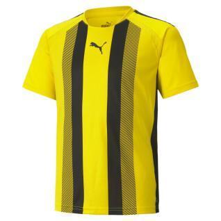 Children's jersey Puma Team Liga Striped