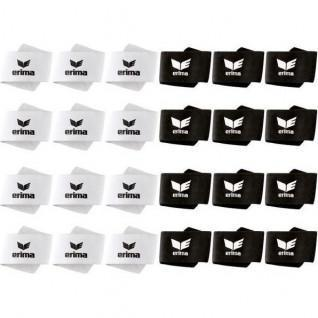 Tib scratch 24 Erima pairs (white and black)
