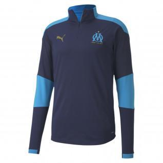 Training top OM 2020/21 1/4 zip